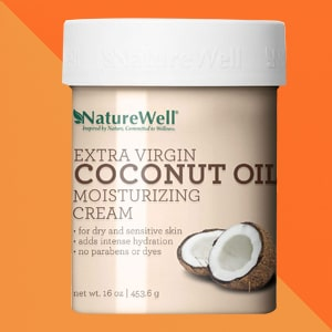 NatureWell Extra Virgin Coconut Oil Moisturizing Cream